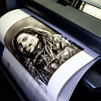 poster printing by mediatek