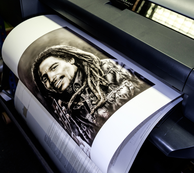 poster printing by mediatek